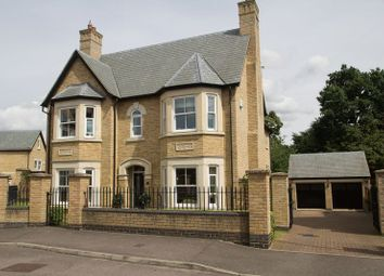 Thumbnail 4 bedroom property for sale in Fleming Drive, Stotfold, Hitchin, Hertfordshire