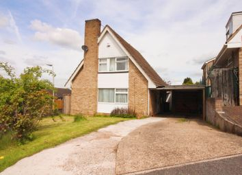 Thumbnail 3 bed detached house for sale in Hatherleigh Road, Leicester