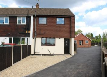 Thumbnail 2 bed end terrace house for sale in Ewins Close, Ash