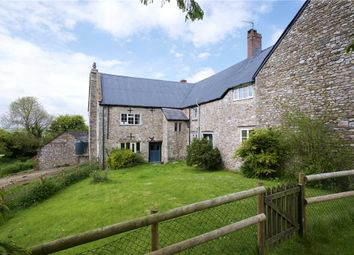 Thumbnail 9 bed equestrian property for sale in Marshwood, Bridport, Dorset