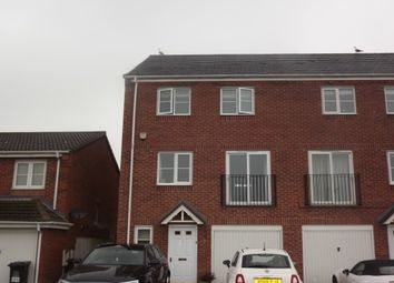 Thumbnail 4 bedroom property to rent in Gadwall Croft, Newcastle-Under-Lyme