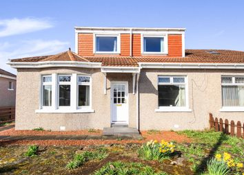 Thumbnail 3 bed semi-detached bungalow for sale in Southhill Avenue, Rutherglen, Glasgow