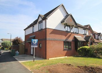 Thumbnail 3 bed semi-detached house for sale in Halletts Way, Portishead, North Somerset