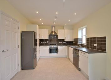 Thumbnail 4 bed town house for sale in Town Farm Place, Ashford, Kent