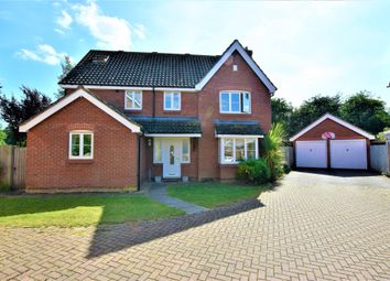 Thumbnail 6 bed detached house for sale in Whitlock Drive, Great Yeldham, Halstead