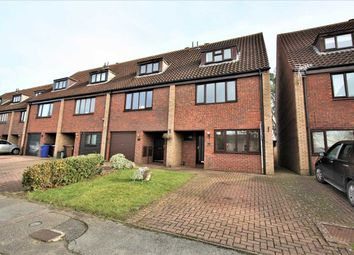 Thumbnail 3 bedroom terraced house to rent in Armstrong Close, Newmarket