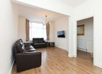 Thumbnail 3 bed end terrace house to rent in Glebe Road, London