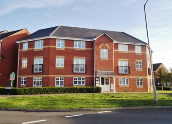 Thumbnail 2 bed flat to rent in Wisteria Way, Nuneaton
