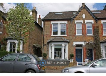 Thumbnail 4 bed semi-detached house to rent in Windsor Road, Teddington