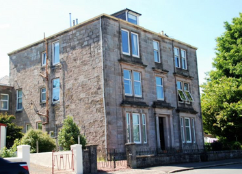 Thumbnail 1 bed flat to rent in Brisbane Street, Greenock Unfurnished