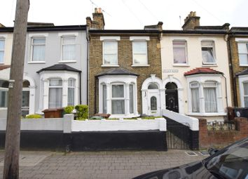 Thumbnail 2 bed terraced house to rent in Millais Road, Leyton