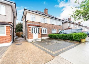Thumbnail 3 bed semi-detached house for sale in Lowshoe Lane, Romford