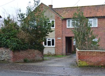 Thumbnail 4 bedroom semi-detached house to rent in North Street, Steeple Bumpstead