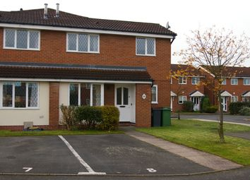 Thumbnail 2 bed terraced house to rent in Underhill Close, Newport, Shropshire
