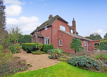 Thumbnail 4 bed detached house for sale in Poyle Road, Tongham, Farnham