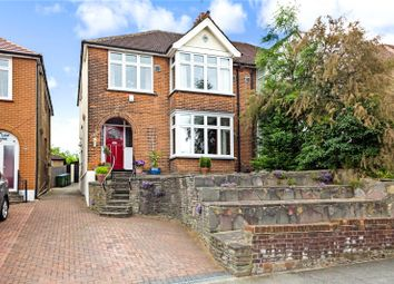 Thumbnail 4 bed semi-detached house for sale in Archery Road, Eltham, London