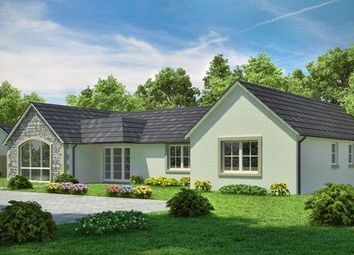 Thumbnail 3 bed detached bungalow for sale in Viewfield House, Brucefield Road, Blairgowrie