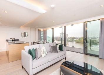 Thumbnail 2 bed flat to rent in Merano Residences, Albert Embankment, London