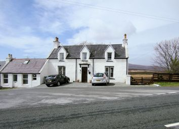 Thumbnail 4 bed cottage for sale in Kensalroag House: 4 Beds, Character, Annex, Nw Skye