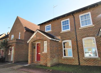 Thumbnail 2 bed semi-detached house for sale in Burgate Crescent, Sherfield-On-Loddon, Hook