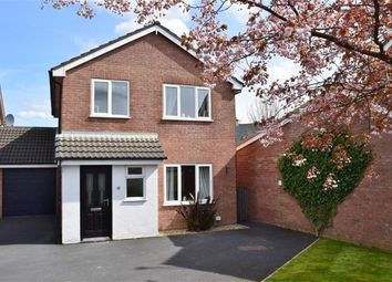 Thumbnail 4 bed detached house for sale in Duckworth Drive, Catterall, Preston