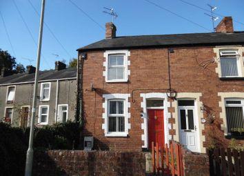 Thumbnail 2 bed end terrace house to rent in Chapel Street, Bridgend