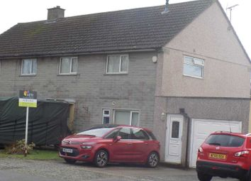 Thumbnail 3 bed semi-detached house for sale in Trevol Place, Torpoint