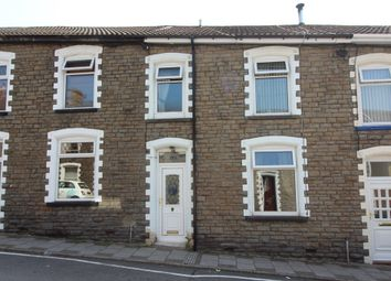Thumbnail 3 bed terraced house for sale in Greenfield, Newbridge, Newport