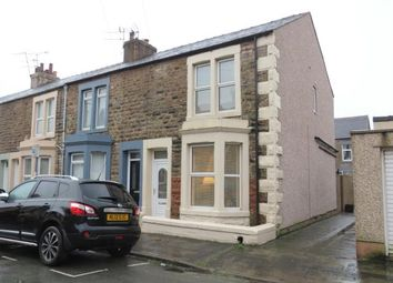 Thumbnail 3 bed end terrace house for sale in Frazer Street, Workington, Cumbria