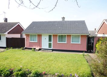 Thumbnail 2 bed detached bungalow for sale in The Grove, Annis Hill, Bungay