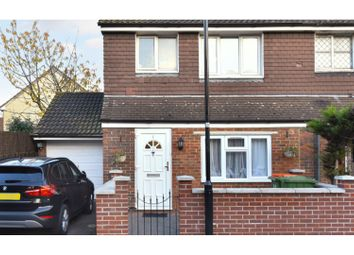 Thumbnail 3 bed end terrace house for sale in Fulmer Road, London