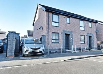 Thumbnail 2 bedroom semi-detached house for sale in Westbrick Avenue, Hull