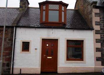 Thumbnail 1 bed cottage to rent in New Street, Portknockie, Buckie