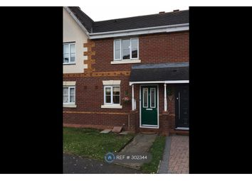 Thumbnail 2 bed terraced house to rent in Barnetts Lane, Walsall
