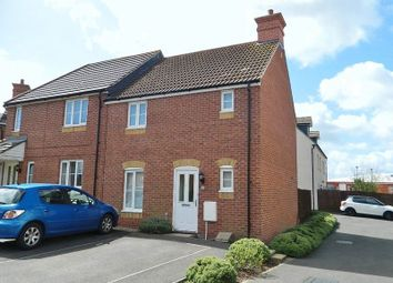 Thumbnail 3 bed terraced house to rent in Wyatt Way, Chard