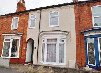 Thumbnail 2 bed terraced house for sale in Kirkby Street, Lincoln