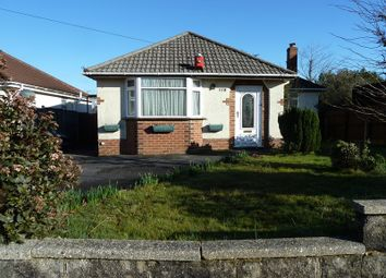 Thumbnail 2 bed detached bungalow for sale in Leybourne Avenue, Northbourne, Bournemouth