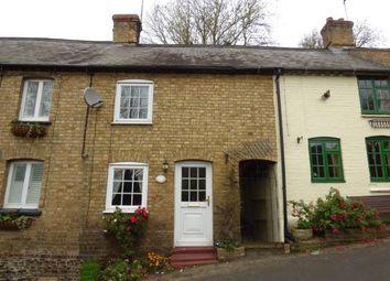 Thumbnail 2 bedroom terraced house for sale in Church Road, Bow Brickhill, Milton Keynes, Buckinghamshire