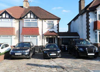 Thumbnail 3 bedroom semi-detached house for sale in Addington Road, South Croydon