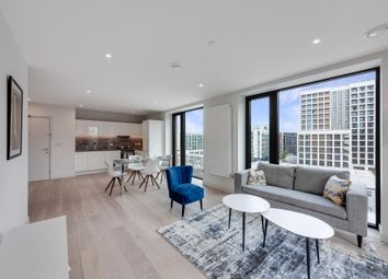 Thumbnail 2 bed flat for sale in 13B.05.04, John Cabot House, Royal Wharf