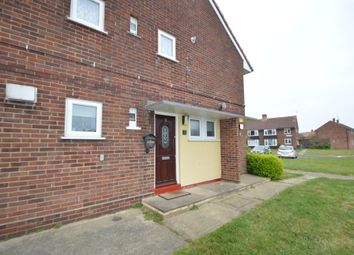 Thumbnail 1 bedroom maisonette for sale in Bittern Close, Ipswich