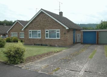 Thumbnail 2 bedroom detached bungalow to rent in Hillcrest Road, Wyesham, Monmouth