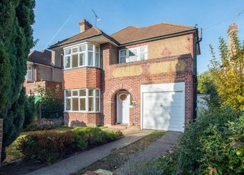 Thumbnail 3 bed detached house for sale in Esher, Surrey