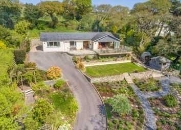 Thumbnail 4 bedroom detached bungalow for sale in Port Navas, Constantine, Falmouth