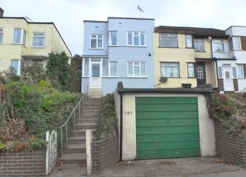 Thumbnail 3 bed end terrace house for sale in Addington Road, South Croydon
