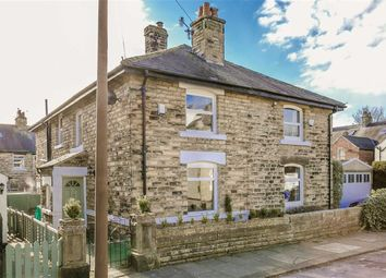 Thumbnail 3 bed semi-detached house for sale in Moorland Road, Harrogate, North Yorkshire
