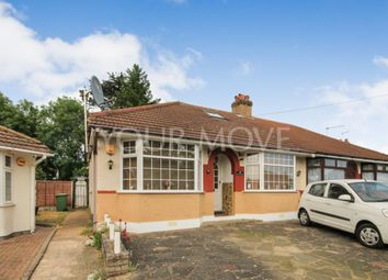 Thumbnail 3 bed bungalow for sale in Oak Glen, Hornchurch