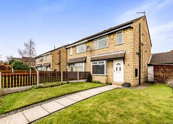 Thumbnail 3 bed semi-detached house for sale in Pentland Way, Morley, Leeds