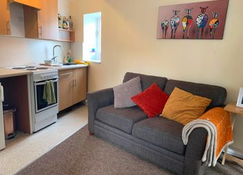 Thumbnail 1 bed flat to rent in Mackrells Terrace, Wolborough Street, Newton Abbot
