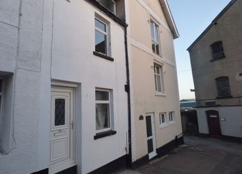 Thumbnail 1 bed cottage for sale in Willow Street, Teignmouth